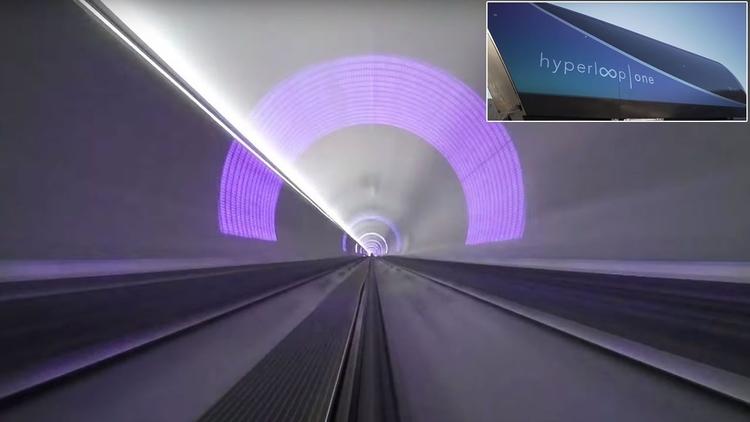 ¿Quieres ver Hyperloop cientos  - codigooculto | ello