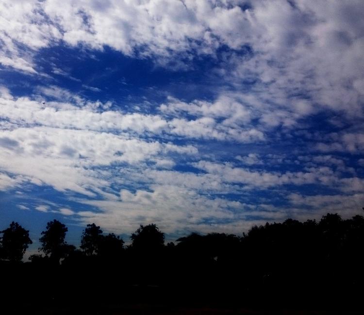India, Sky - atulbw | ello
