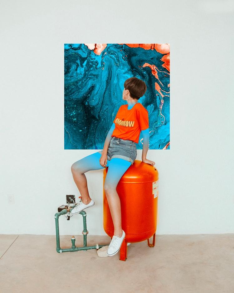 • Zeona Instagram Prints - Abstract - dorianlegret | ello