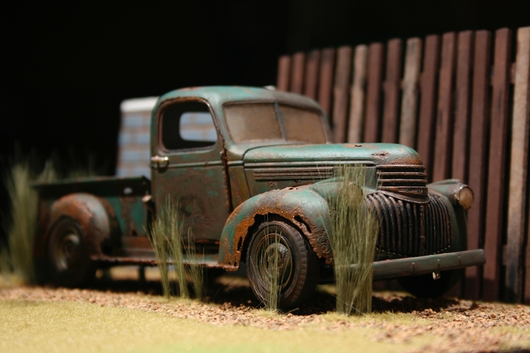 Model truck built model contest - raymoore42 | ello