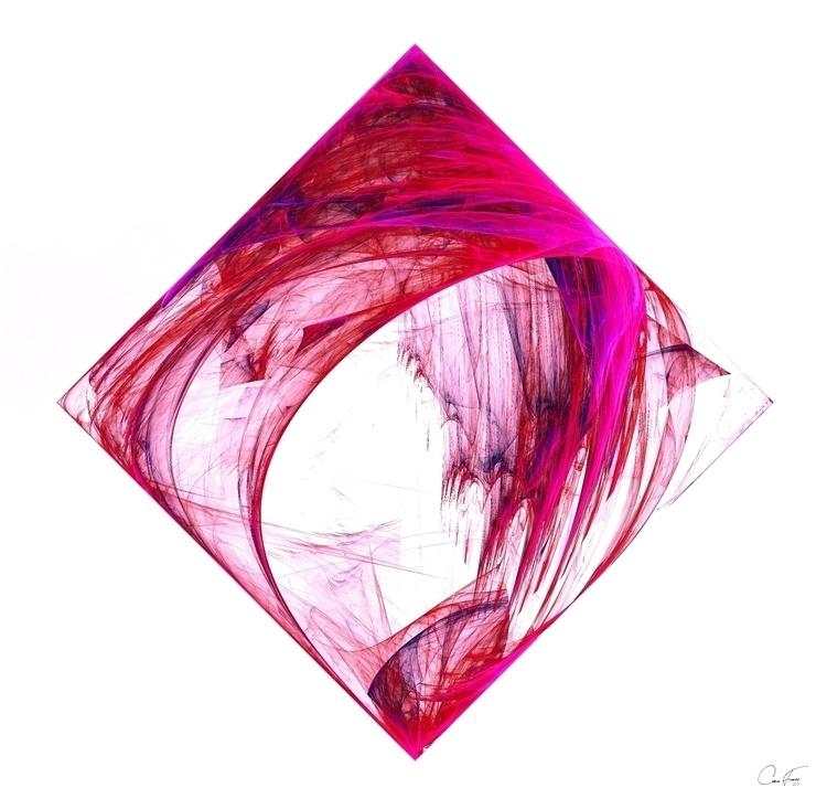 Rhomboid silky / digital abstra - chrisfierro | ello