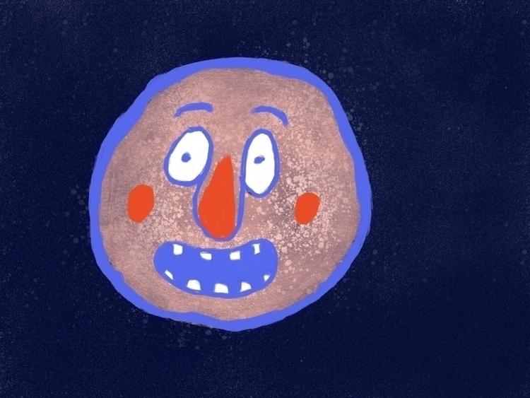Melty - doodle, illustration, doodledaypdx - dsmoore | ello