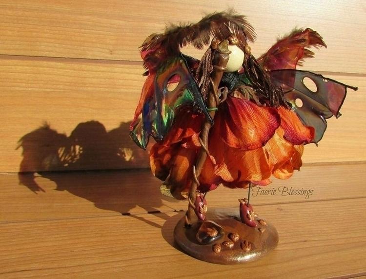 Autumn passed, time rest :snowf - faerieblessings | ello