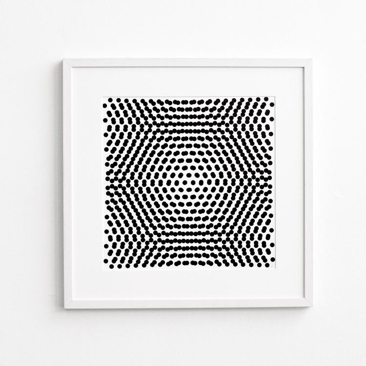 Enter void 30 cm Stickers Hahne - peim | ello