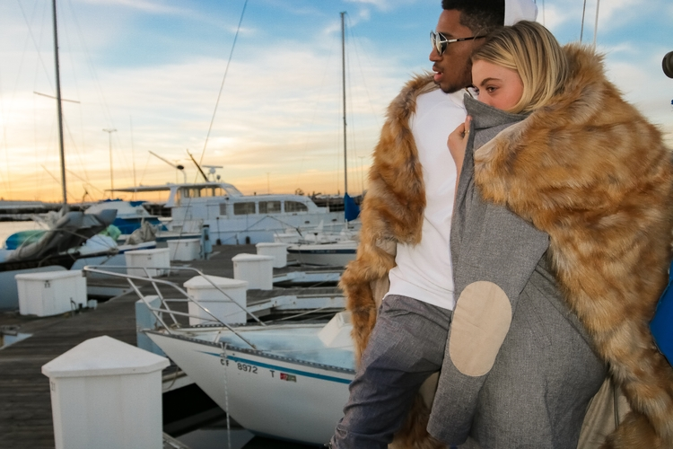 Yacht Life - Golden Hour Locati - noreturnflight | ello