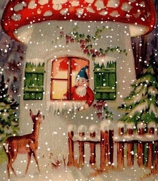 Happy Winter Solstice :snowflak - laurabalducci | ello