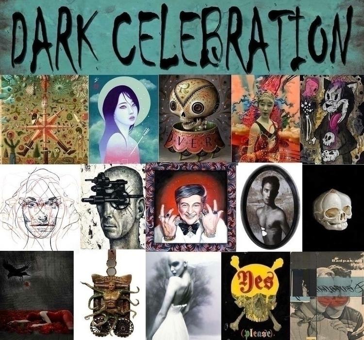 celebration ongoing! artworks R - carolinaseth   ello