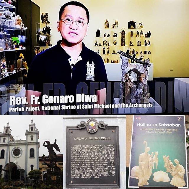 Rev. Fr. Genaro Diwa, parish pr - vicsimon | ello