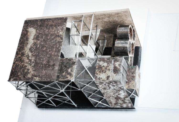 RECYCLE//Model/CAS Atelier Proj - ottobatu | ello