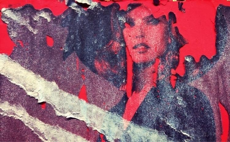 Portrait 13 - abstract, art, collage - jkalamarz | ello