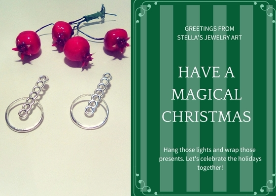 sweet magic Christmas conspire  - stellasjewelryart | ello