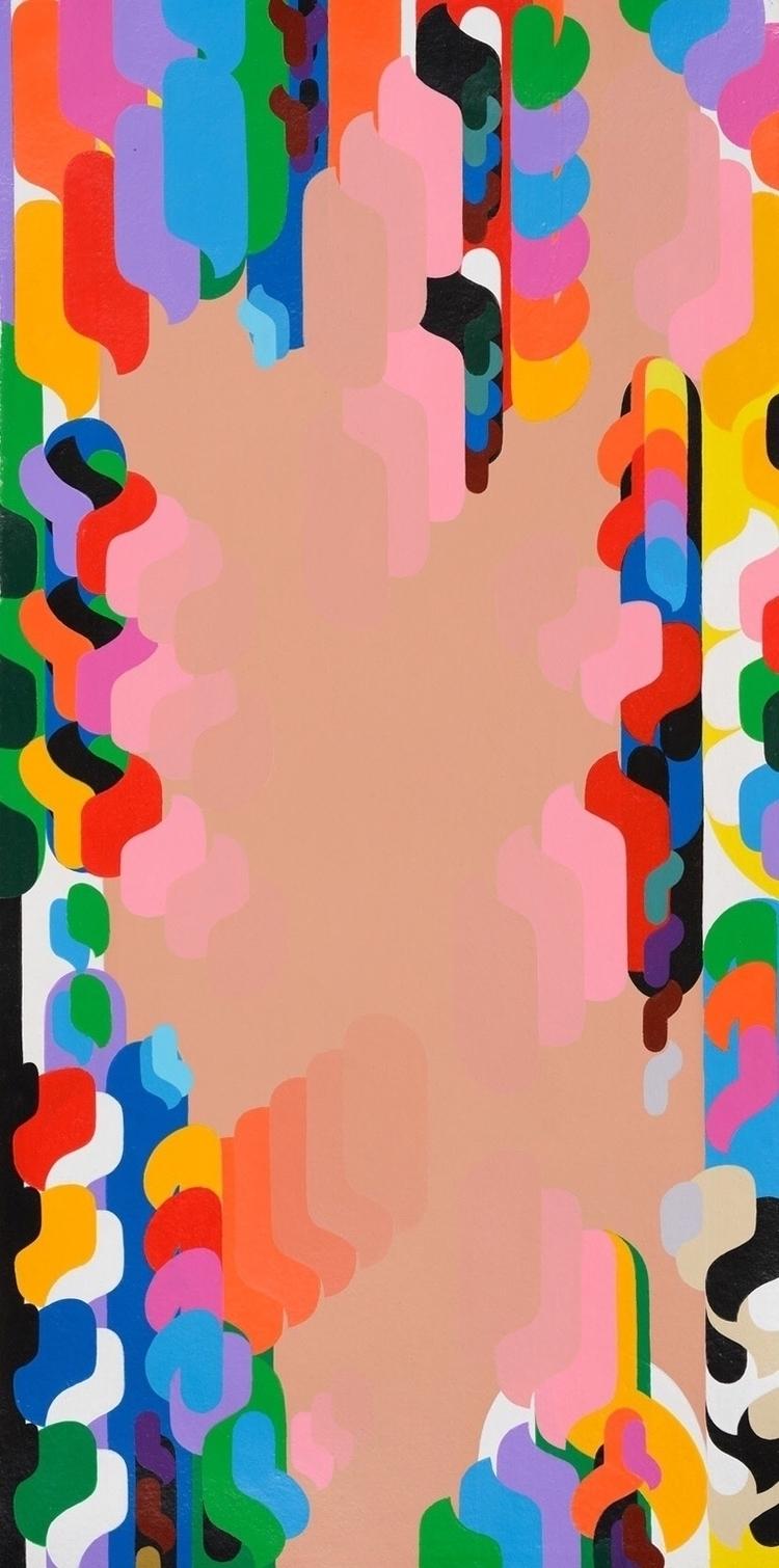 acrylic watercolor paper 15inch - kenjihirata | ello
