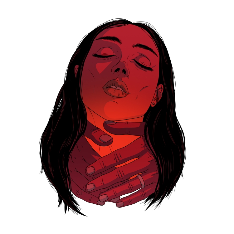 woman, hands, ring, fingers, pleasure - valerazaryta | ello