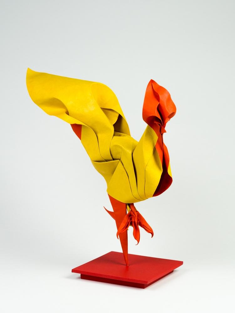 NGUYEN Hung Cuong, origami arti - cuongorigami | ello