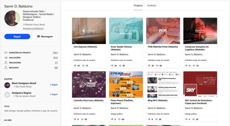 updated portfolio, check ► - web - ozetsubo | ello