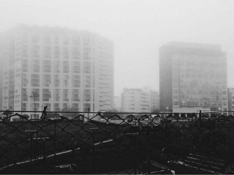 Ghost building II - chaos, blackandwhite - paulomartinez | ello