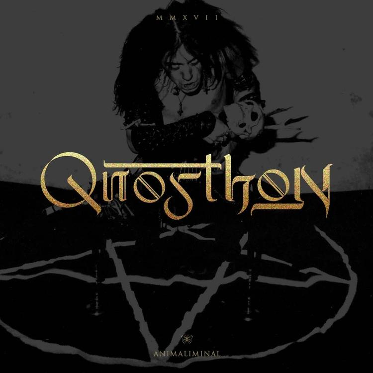 Quorthon. Customized Lettering  - karthikvernekar   ello