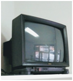 –Television- eye Cyclops blinki - da_sagasti | ello