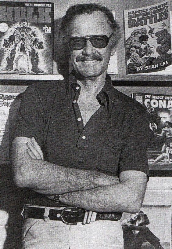 Happy Birthday, Stan Lee - Excelsior - veronicamarie | ello