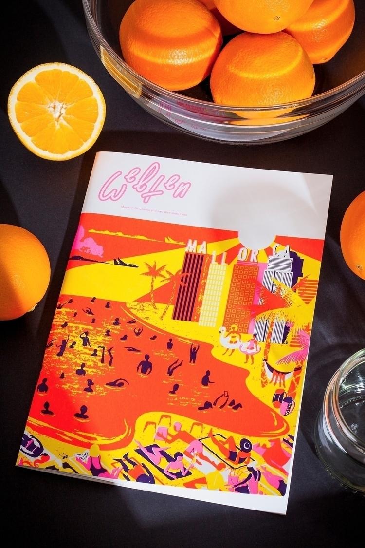 Welten — Mallorca issue Magazin - weltenmagazin | ello