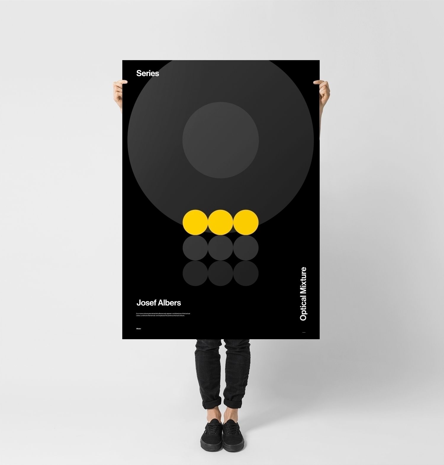 Poster - graphicdesign, design, graphic - mike | ello