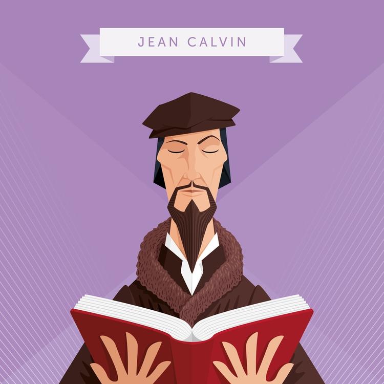 Jean Calvin | Personal project  - stefrosselli | ello