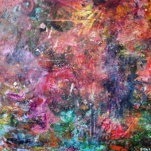 Oil acrylic canvas 60x60 cms - giselfa | ello