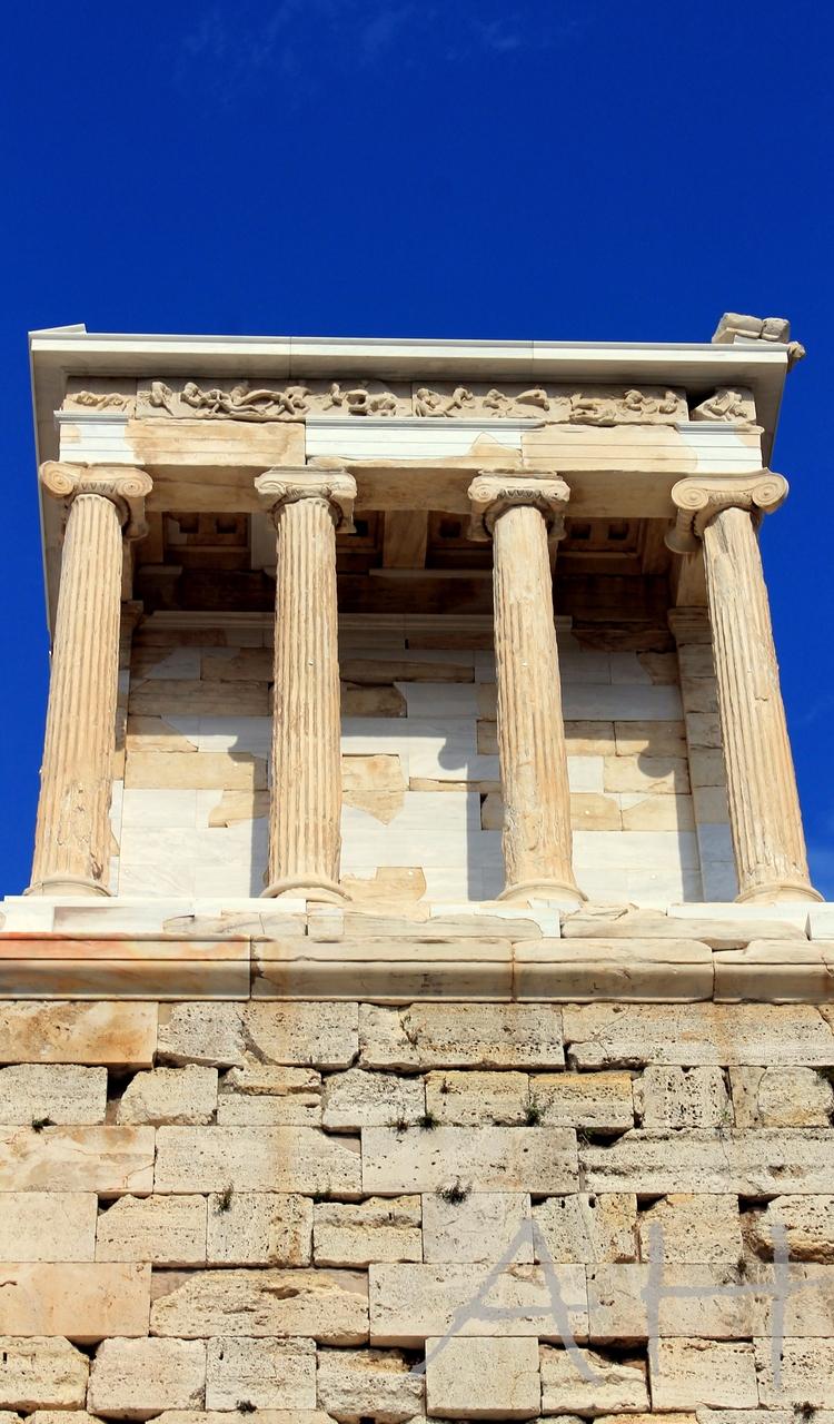 Acropolis Athens - greece, athens - anistie | ello