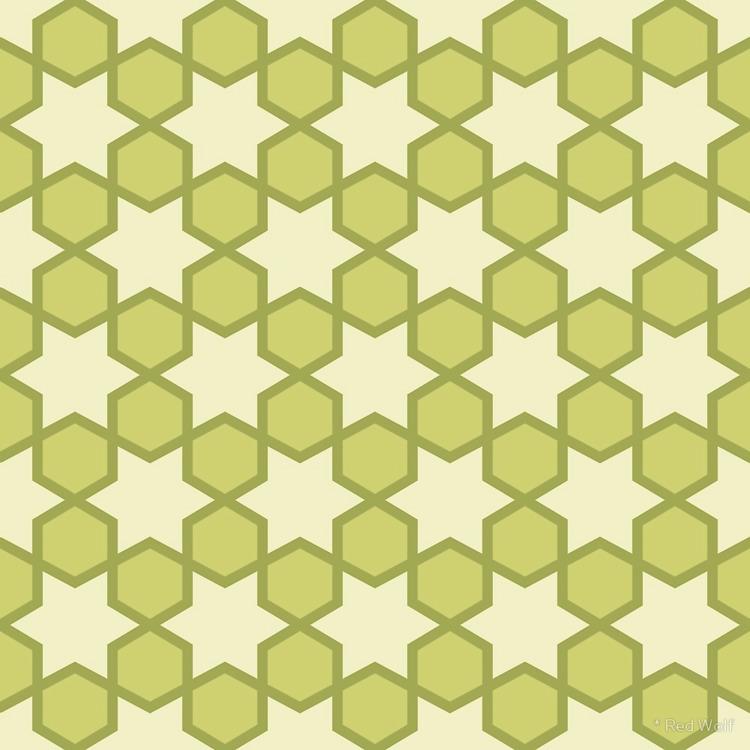 Geometric Pattern: Star Hexagon - red_wolf | ello
