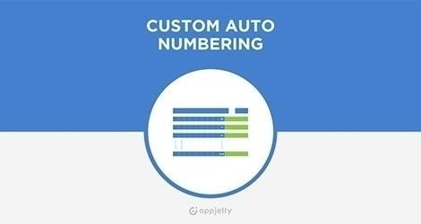 Microsoft Dynamics 365 Auto Num - appjetty | ello