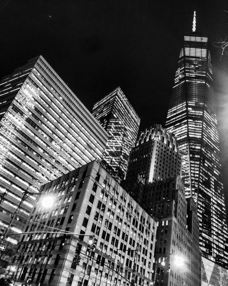 Downtown NYC - chrisstein | ello