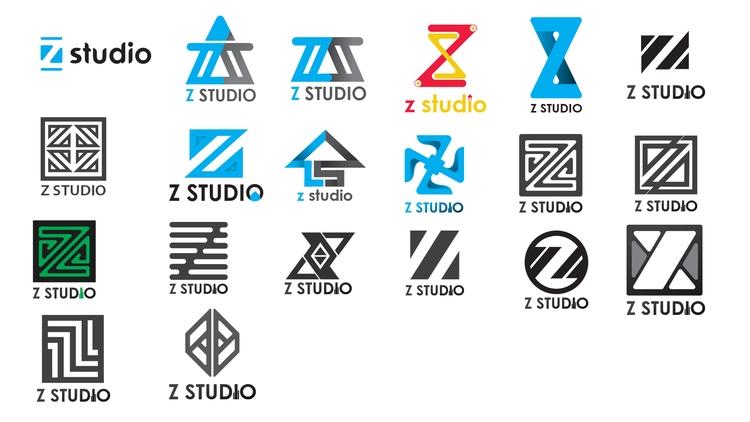 work, logo, designing, studio - nikhilp | ello