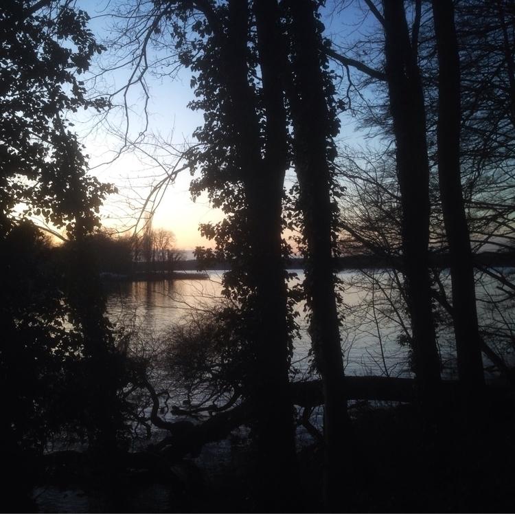 sunset lake tegeler - laketegel - jensson | ello