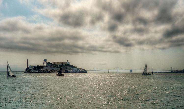 San Francisco Bay Alcatraz, Bri - neilhoward | ello
