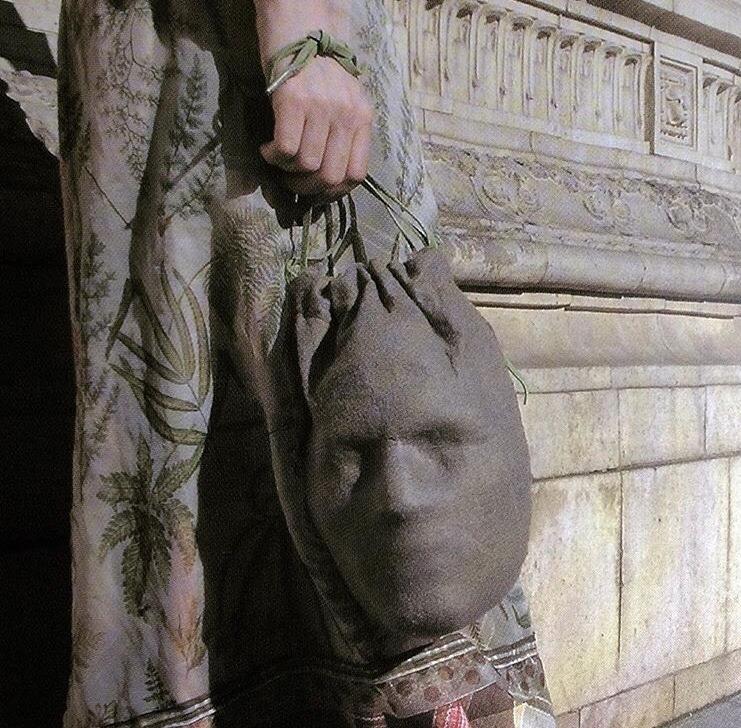 Headstrong Hand Bags Yael Mer - design - modernism_is_crap | ello