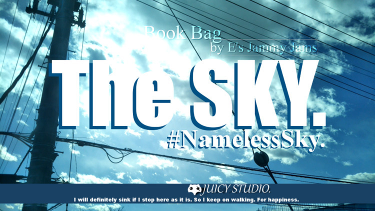 sky - sky, nameless sky. enjoy - asurawill | ello