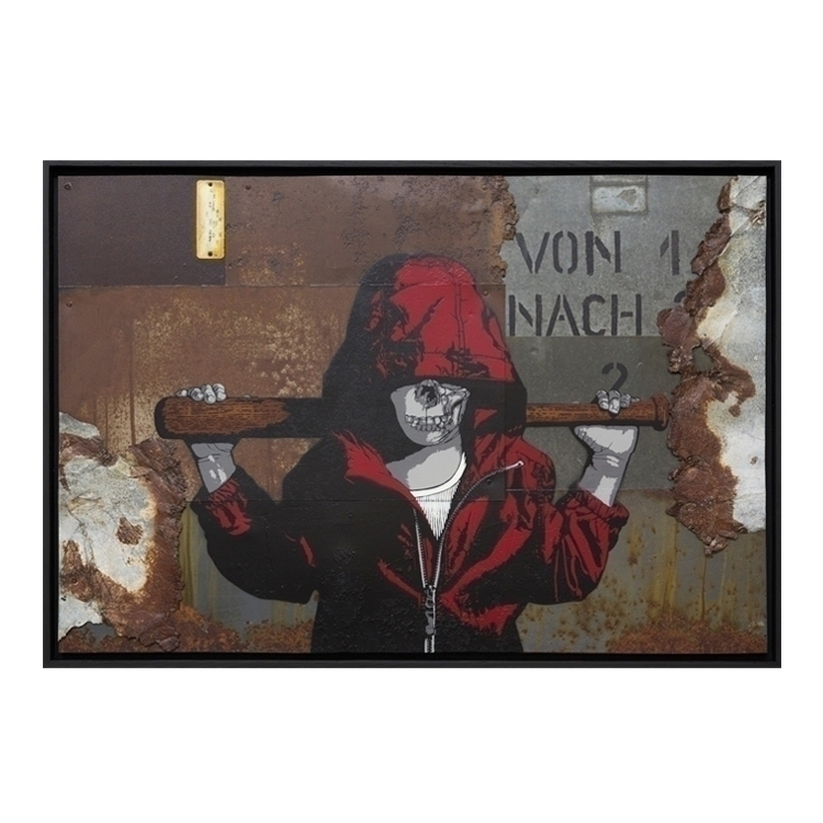 Teenage Riot | 68 99 cm Fragmen - alias030 | ello