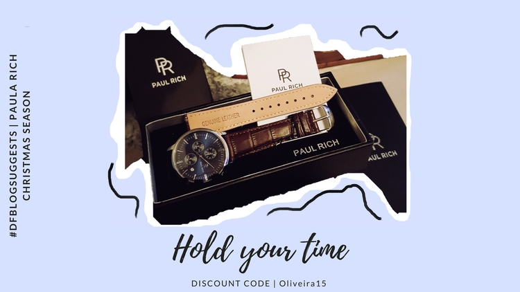 TIME | precious gift - fashion, style - doliveirafashionblog | ello