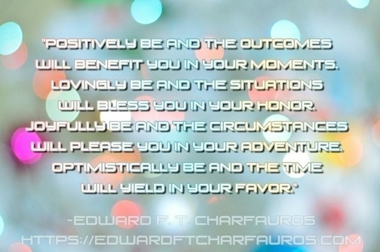Positive 01/06/18 positive affe - edwardftcharfauros | ello