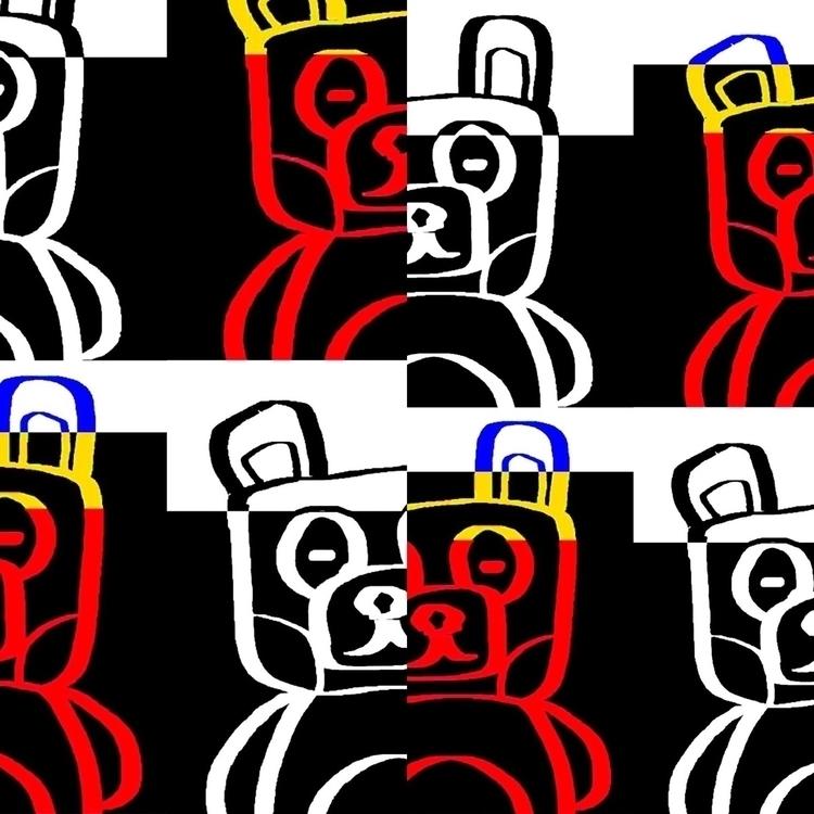 🖤 . 🖤:registered:️ - illustration - tammygissell | ello