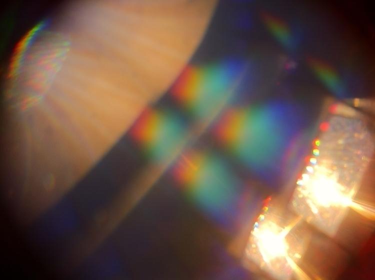 prism, diffraction, prismlens - nsputnik | ello