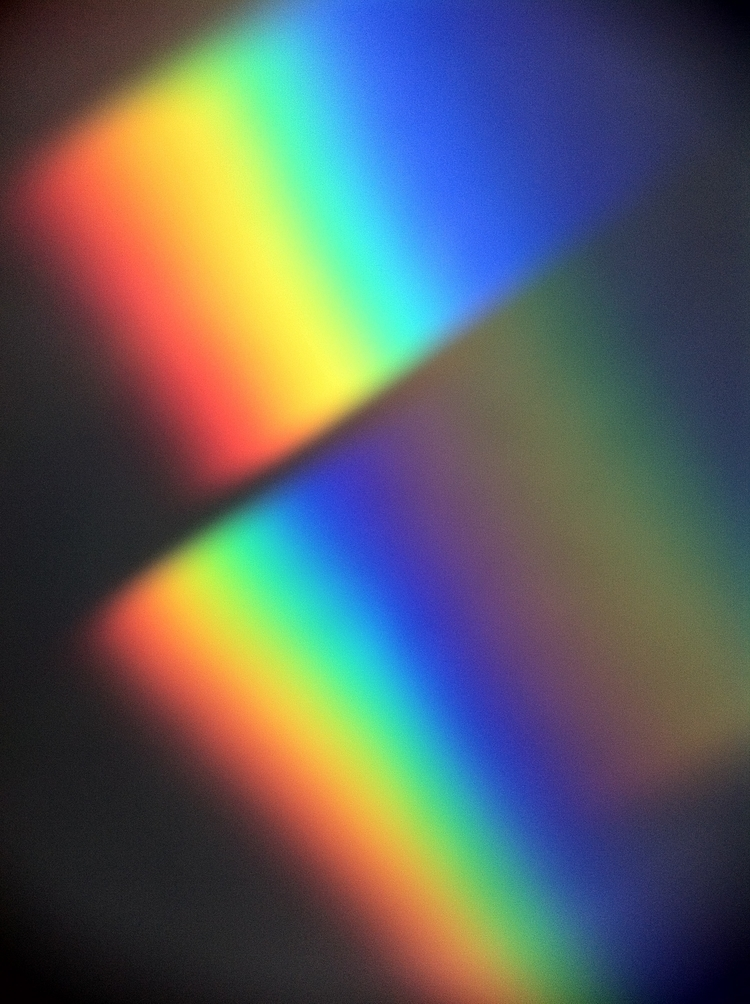 prism, prisme, rainbow, abstrakt - nsputnik | ello