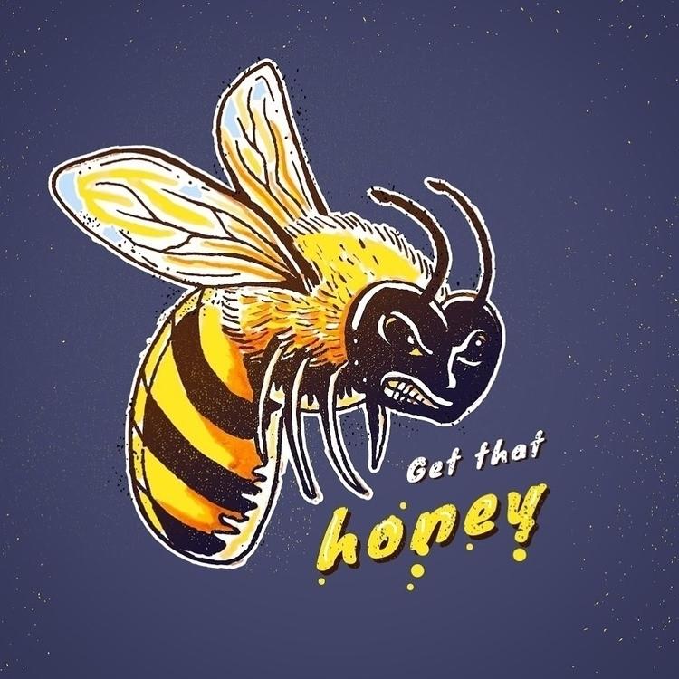 honey - mondaymotivation, workerbee - jessienewhouse | ello