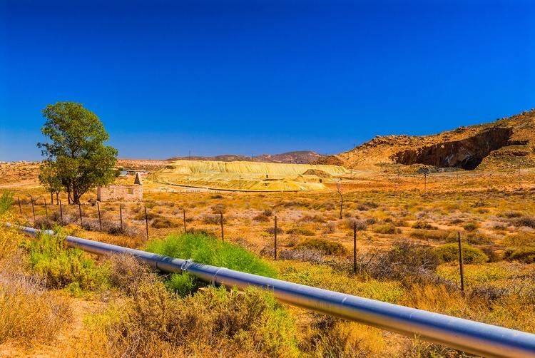 water pipeline diamond 78 km lo - christofkessemeier | ello