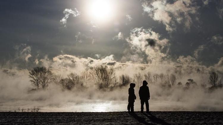 Ola de frío en EE.UU: Piel se c - codigooculto | ello