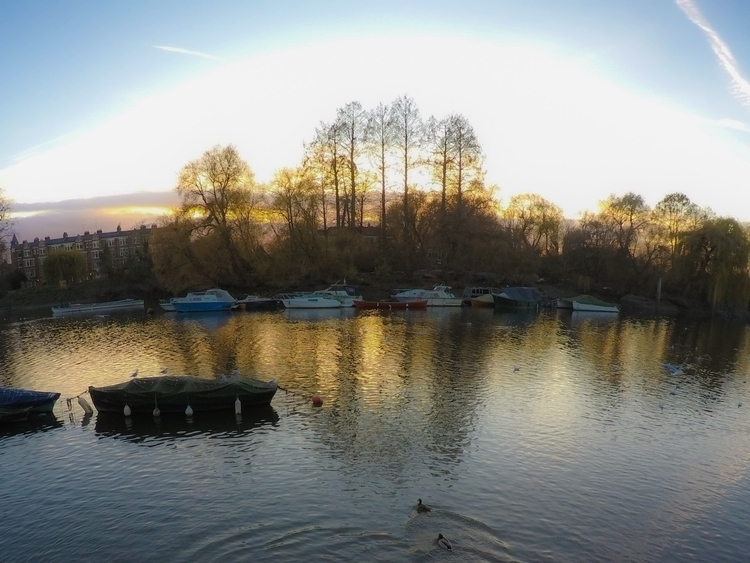 25 November - 2017, Richmond, sunset - konstantinos776 | ello