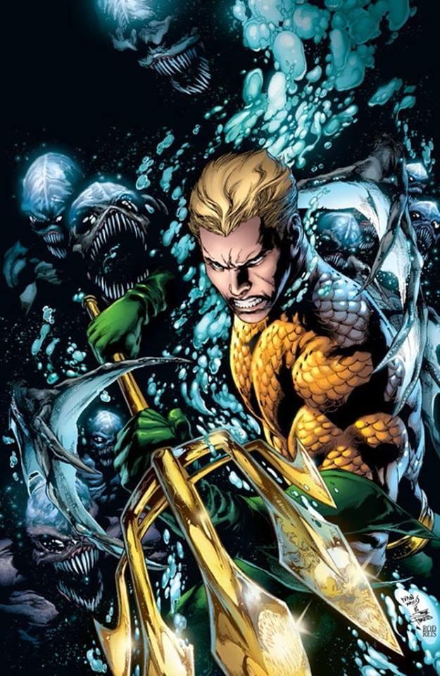 MomoaMonday, Aquaman, ManOfMyDreams - robogiggles   ello