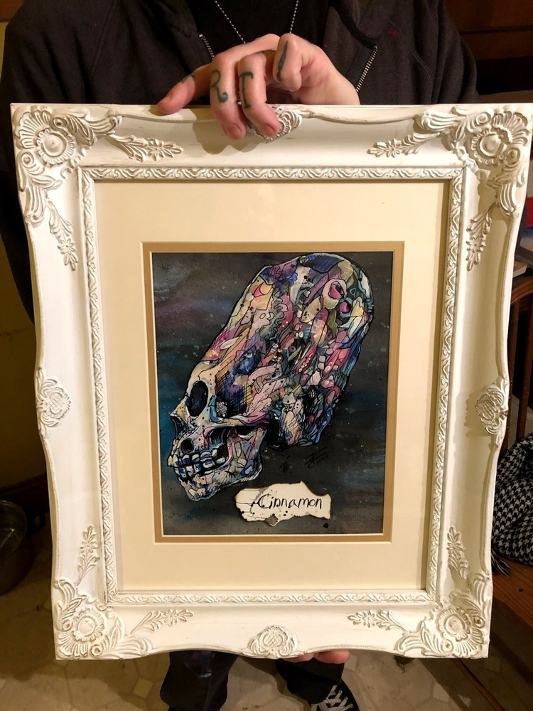 piece framed customer. Love tur - iamryancase | ello