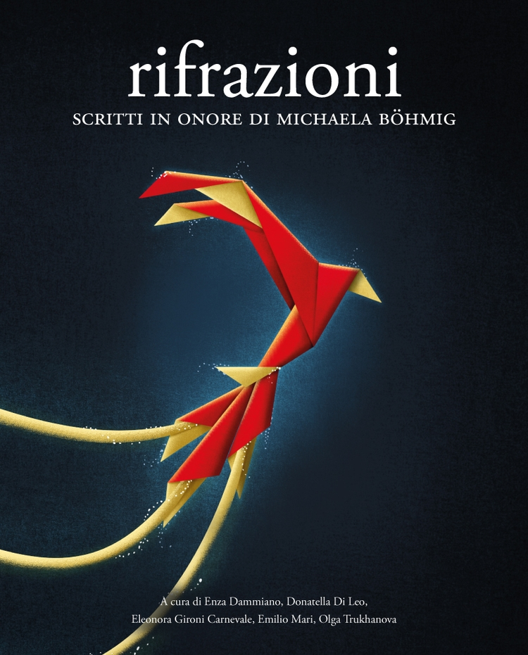 "Cover illustration ""Rifrazioni - saragironicarnevale 
