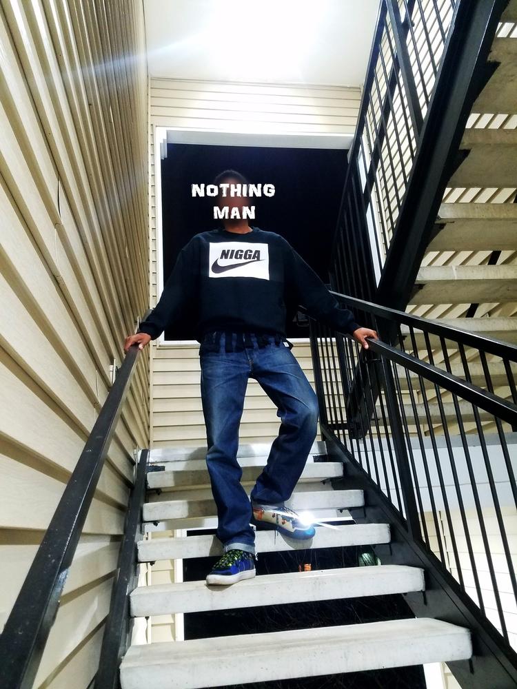 art, fashion, nike - nothingmanhere   ello